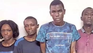 Photo of Gabon: Le gang de Zlantan assassine chaque victime avec 54 coups de couteaux