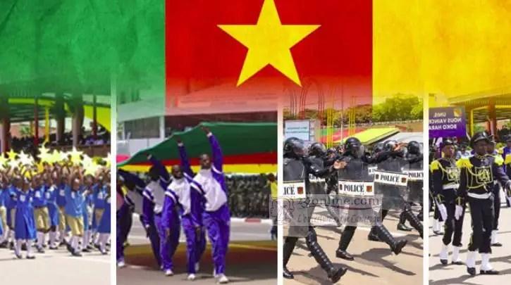 Défilé au Cameroun