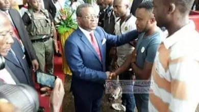 Photo of Cameroun: 55 combattants séparatistes ont déposé leurs armes à Kumba