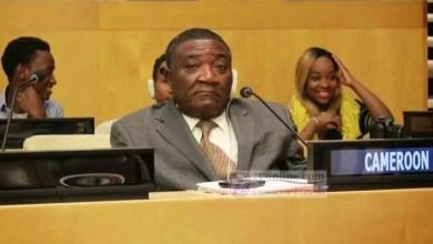 Photo of L'ambassadeur du Cameroun à l'ONU, Tommo Monthe, a vivement protesté contre la réunion informelle du Conseil de sécurité