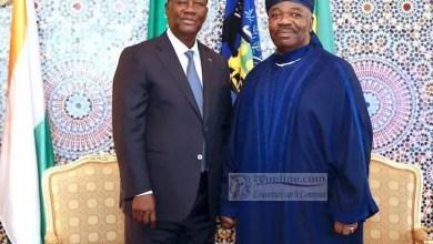 Photo of Gabon, Santé d'Ali Bongo : Alassane Ouattara met fin à la polémique