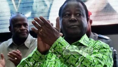 Photo de Côte d'Ivoire: polémique après des propos de l'ex-président Bédié contre les étrangers