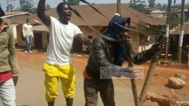 Photo of Crise anglophone : les séparatistes prennent en otage le convoi d'un évêque à Baingo (Nord-Ouest)
