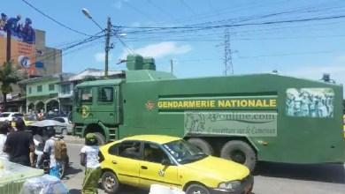 Photo of Marche du MRC: forte présence policière à Yaoundé et à Douala