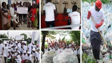 Photo of Citizen Commitment Time 2019: Action Citoyenne des Employés Société générale Cameroun
