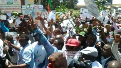 Photo of Cameroun – Marche blanche du Mrc : 39 détenus politiques libérés