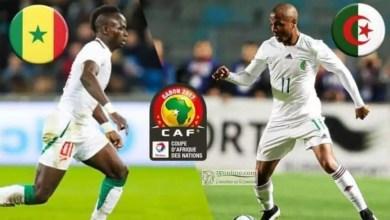 Photo of Can Total Egypte 2019 : Algérien et Sénégalais en finale