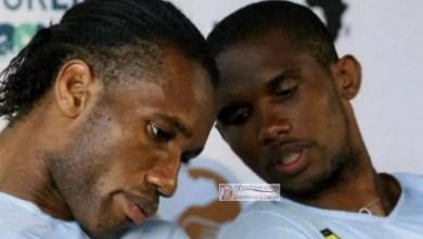 Photo of CAF: Ahmad Ahmad limoge son vice-président et nomme Eto'o et Drogba comme ses serviteurs pour 10 jours