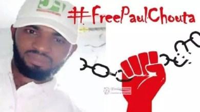 Photo of Cameroun – Incarcération de Paul Chouta: Reporters sans Frontières (RSF) demande sa libération immédiate