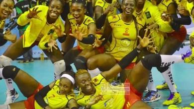 Photo de Can de volleyball dames Egypte 2019 : Les Lionnes du Cameroun championnes d'Afrique