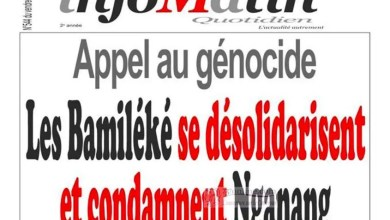 Photo of Cameroun – Danger: Patrice Nganang lance un appel au génocide de la communauté Beti-Bulu