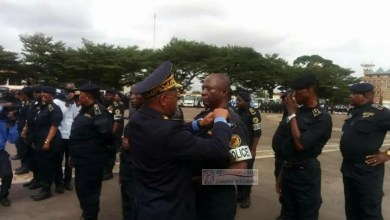 Photo de Cameroun : Deux faux policiers arrêtés à Douala