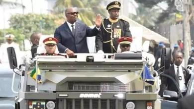 Photo of Gabon: Le Président Ali Bongo fait une forte apparition au défilé lors de la fête nationale
