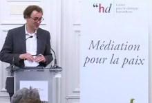 Photo of Cameroun – Grand Dialogue National: David Harland au cœur de la médiation Suisse