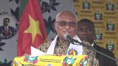 Photo of Le Président Paul Biya doit séparer les lutteurs: Ferdinand Ngoh Ngoh Vs Laurent Esso
