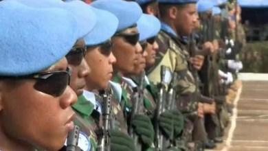 Photo de Sécurité: Plus de 1000 soldats déployés pour le maintien de la paix en Rca