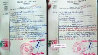 Photo of Municipales 2020: Un candidat investi du Rdpc à Garoua 1er a deux actes de naissance