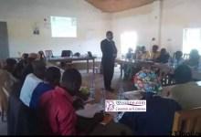 Photo of Renforcement des capacités des bibliothécaires de classe : un atelier vient de se tenir a Malantouen dans la région de l'ouest