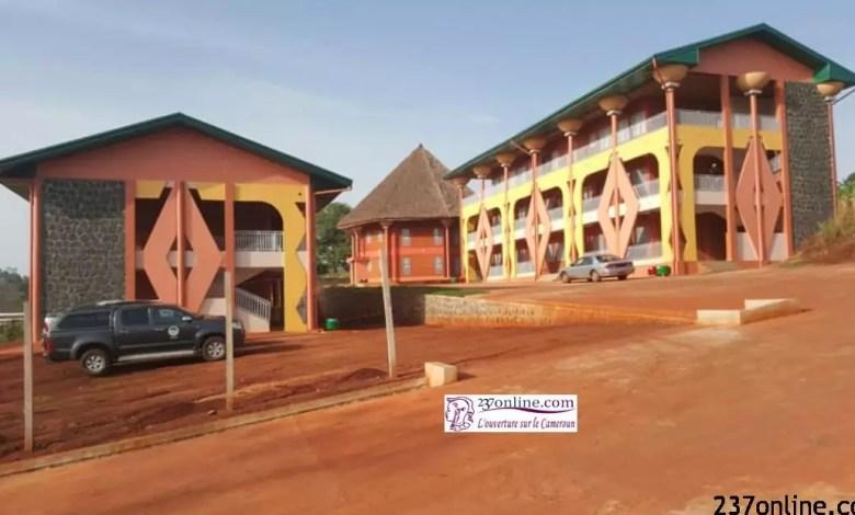Le siège du CIPCRE à Bafoussam