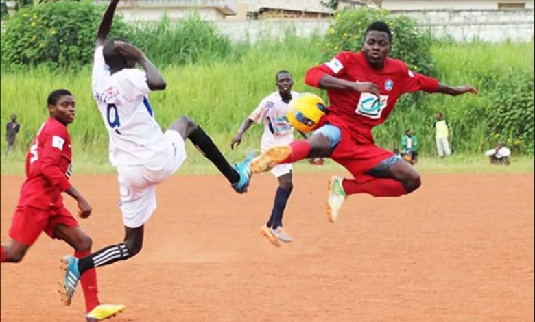 Football jeune