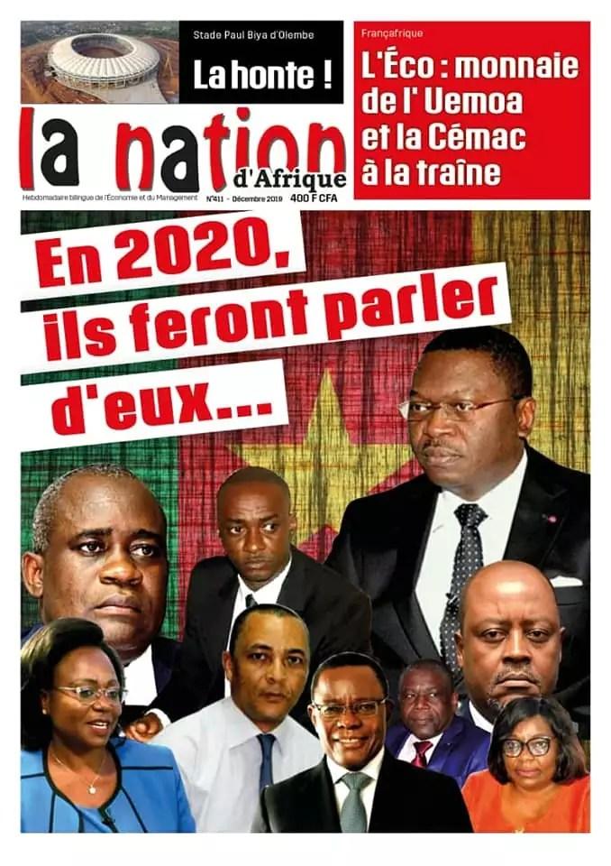 la nation dafrique du 16 janvier 2020