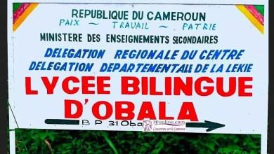 Photo of Cameroun: Un élève du Lycée Bilingue d'Obala tranche la main de son camarade