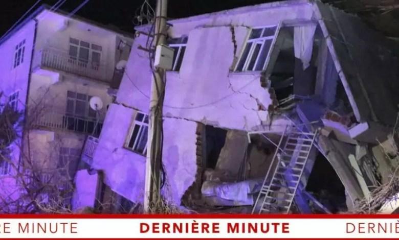 séisme d'Elazig