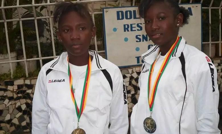 Les sœurs Eloundon