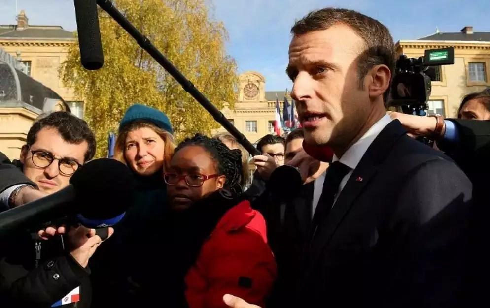 Macron va appeler Biya — Violences au Cameroun