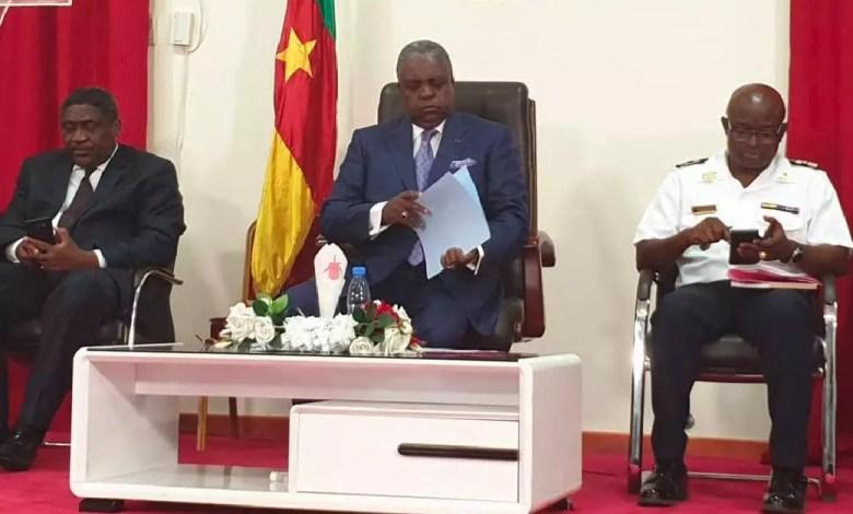 Joseph BETI ASSOMO et René Emmanuel SADI