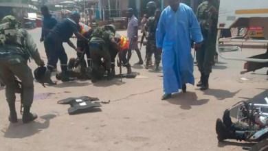 Photo de Insécurité dans le NOSO : encore une explosion de bombe artisanale à Bamenda