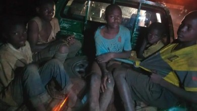 enfants trafics Abong Mbang