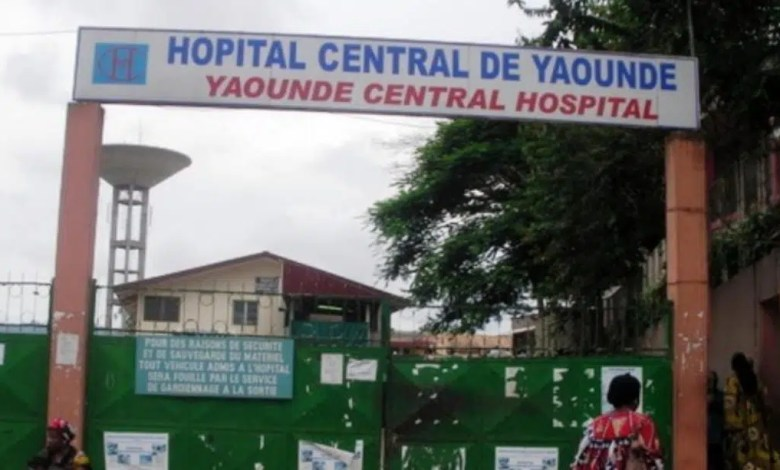 hopital central de Yaounde
