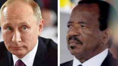 Photo of Cameroun: La Russie pourra-t-elle sauver Paul Biya ?
