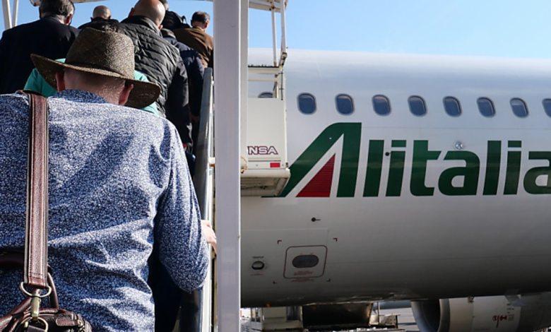 Voyageurs italiens venant en Afrique