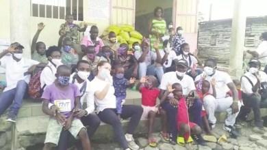 1xbet soutient la population de Douala dans la lutte contre le Covid 19