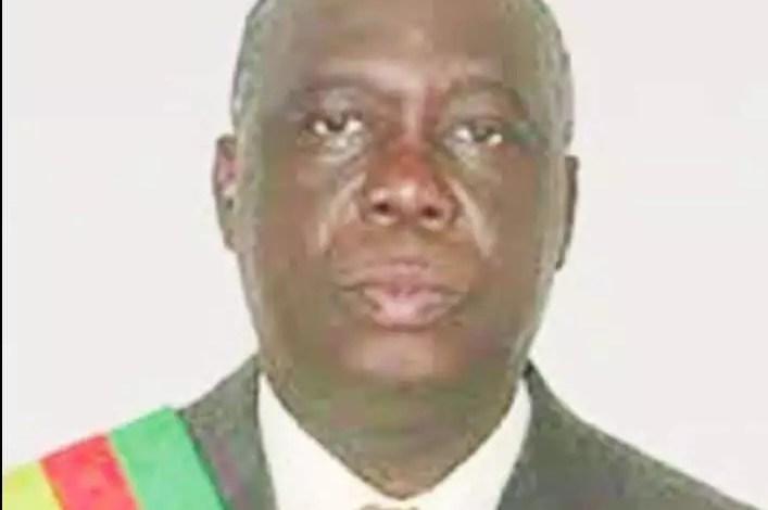 Théophile Baoro, député du Mbere