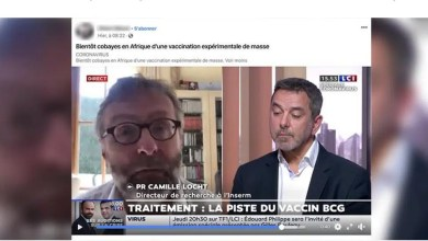 Photo of Covid-19 : Non, un vaccin ne sera pas testé seulement en Afrique (FactCheck)