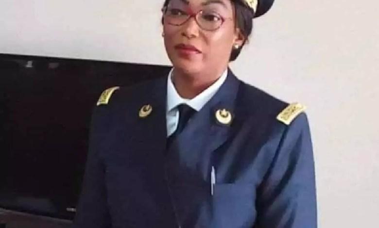 Mireille Sandrine Ngo Mbey