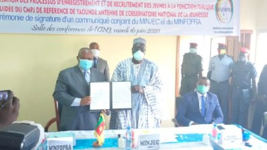 Photo of Cameroun : le Minfopra et le Minjec s'associent pour faciliter les inscriptions aux concours nationaux