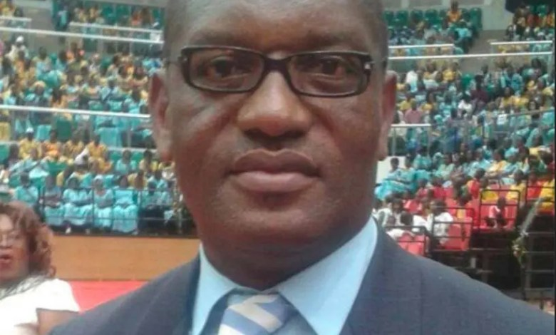 Michel Dissaké Mbarga