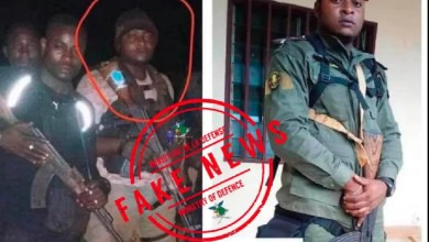 Photo de Cameroun – Halte à la manipulation: Aucun « Amba boy » dans les forces de défense camerounaises