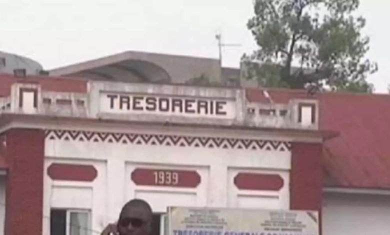 Tresorerie de Yaoundé