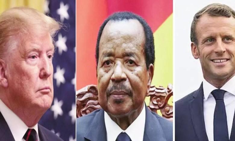 Trump, Paul BIYA et Macron