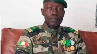 le Colonel DIAW