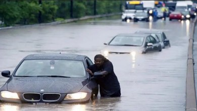 Grave Innondation
