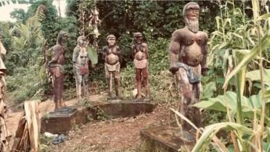 Photo de Cameroun: découvrir le site de l'ancien marché des esclaves de Bangou