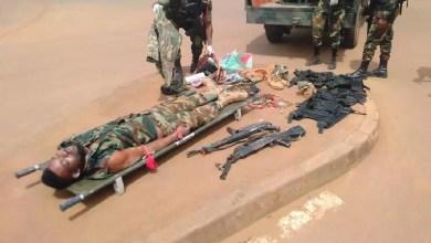 Photo de Cameroun – Opération Chacal: Le leader ambazonien neutralisé par l'armée