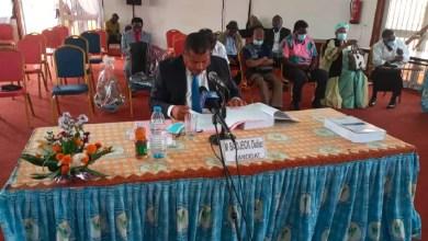 Photo de Cameroun: Le colonel Didier Badjeck a soutenu une thèse de doctorat ce jour