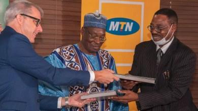 MTN Cameroon partenariat avec le FNE